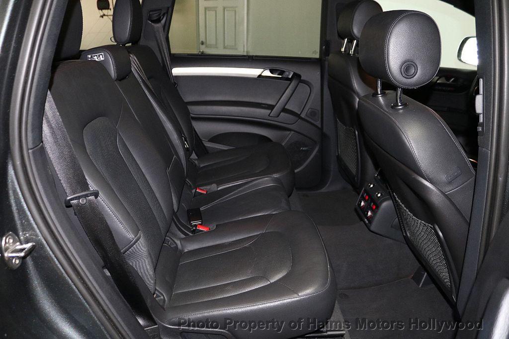 2014 Audi Q7 quattro 4dr 3.0L TDI Prestige - 18571027 - 17