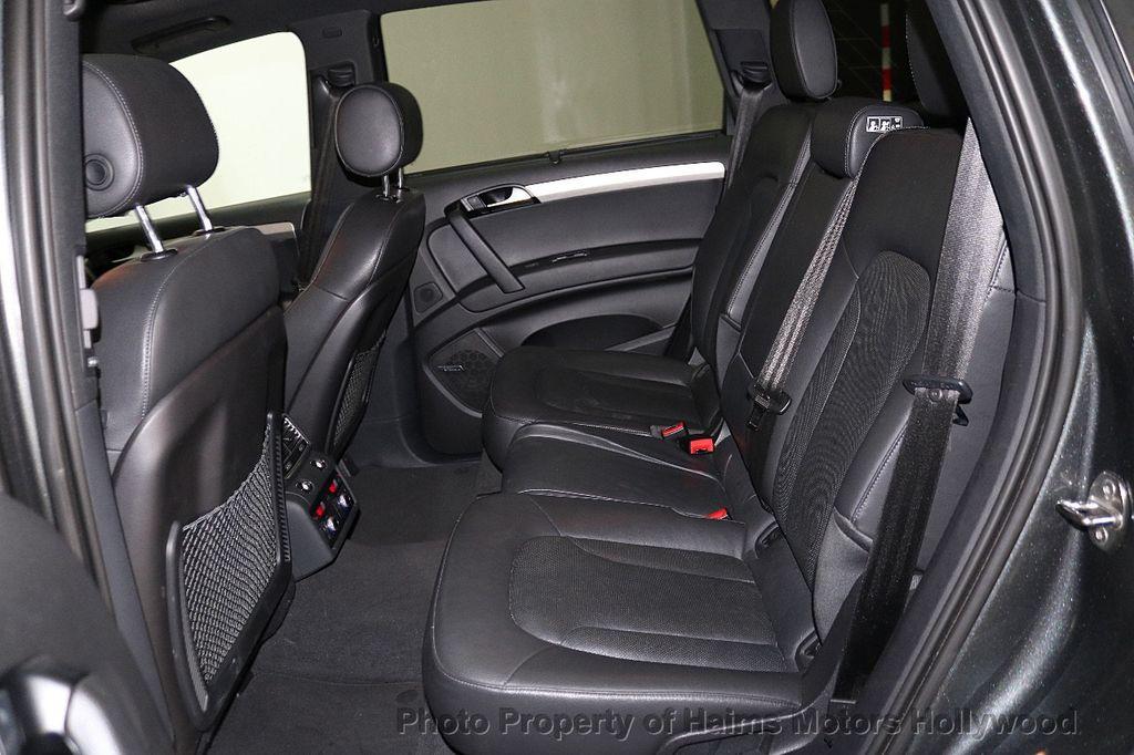 2014 Audi Q7 quattro 4dr 3.0L TDI Prestige - 18571027 - 19