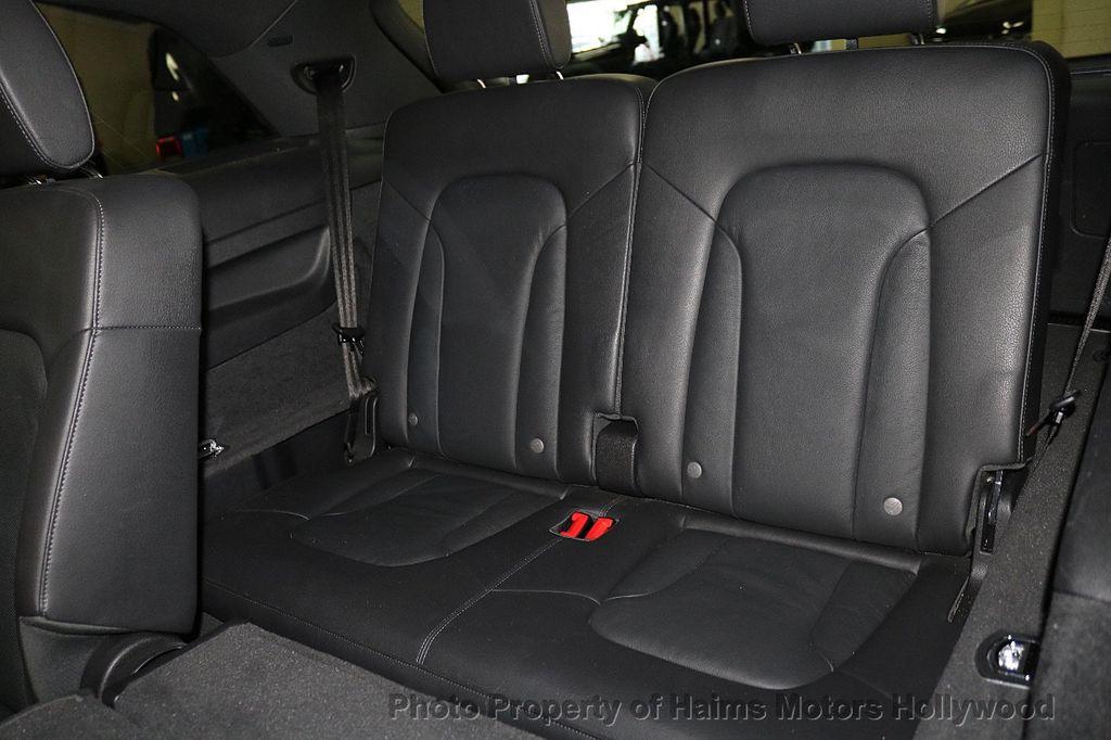 2014 Audi Q7 quattro 4dr 3.0L TDI Prestige - 18571027 - 20