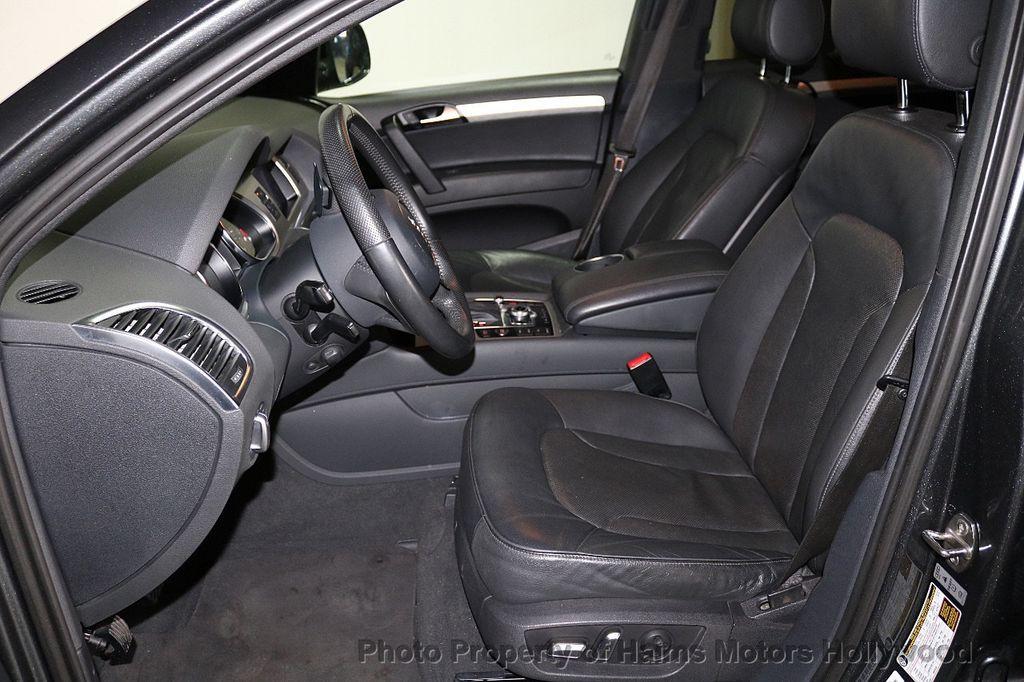 2014 Audi Q7 quattro 4dr 3.0L TDI Prestige - 18571027 - 21