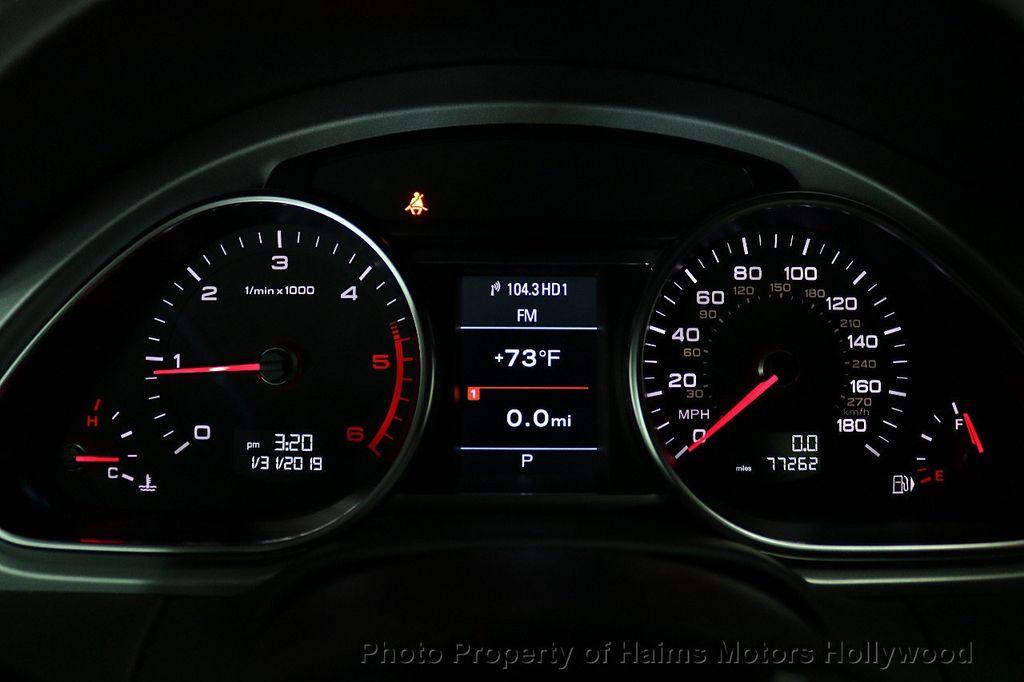 2014 Audi Q7 quattro 4dr 3.0L TDI Prestige - 18571027 - 32