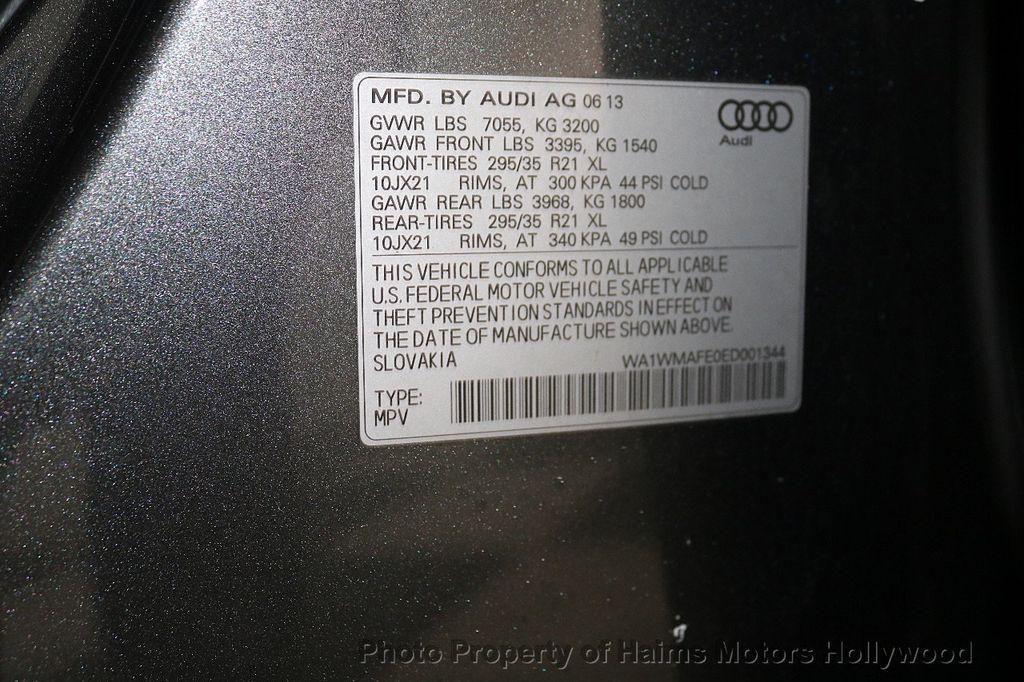 2014 Audi Q7 quattro 4dr 3.0L TDI Prestige - 18571027 - 38