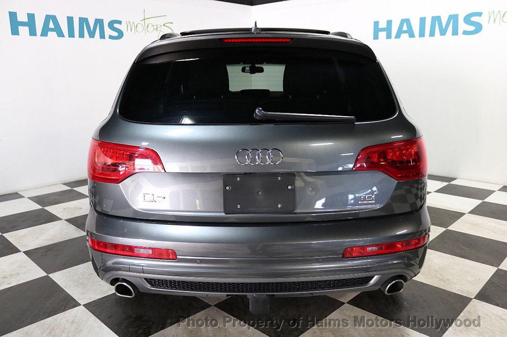 2014 Audi Q7 quattro 4dr 3.0L TDI Prestige - 18571027 - 5