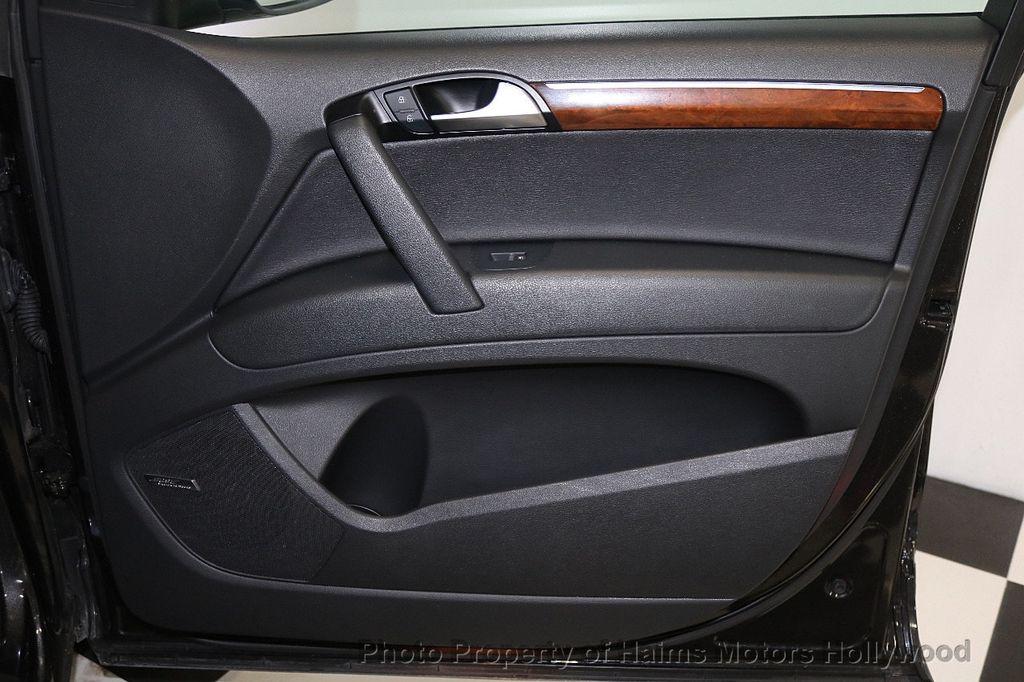 2014 Audi Q7 quattro 4dr 3.0T Premium Plus - 17680509 - 13