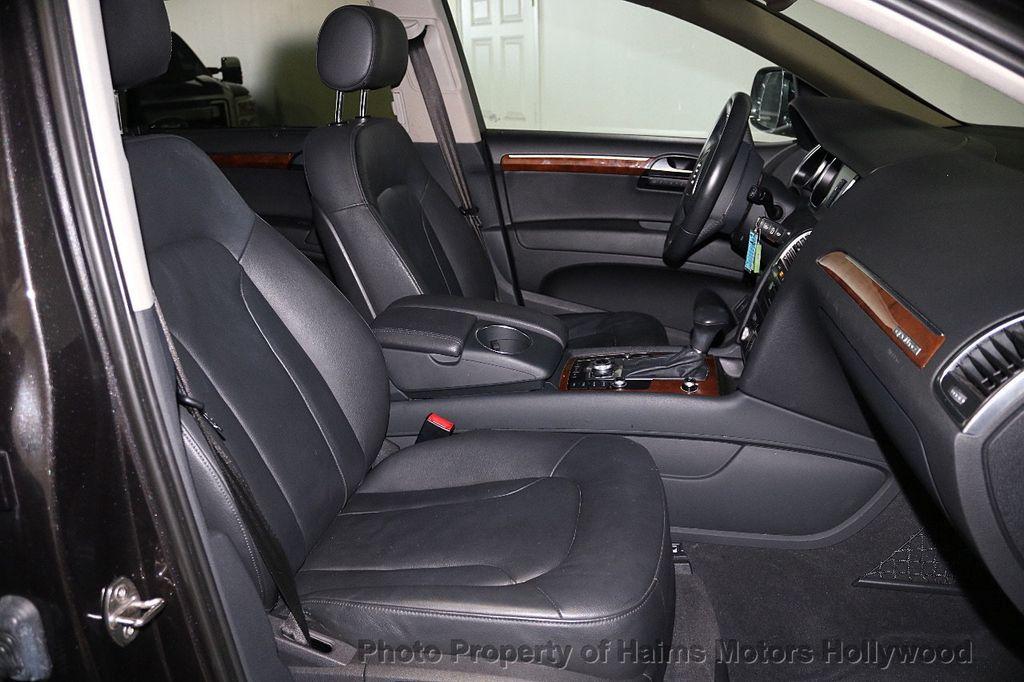 2014 Audi Q7 quattro 4dr 3.0T Premium Plus - 17680509 - 14