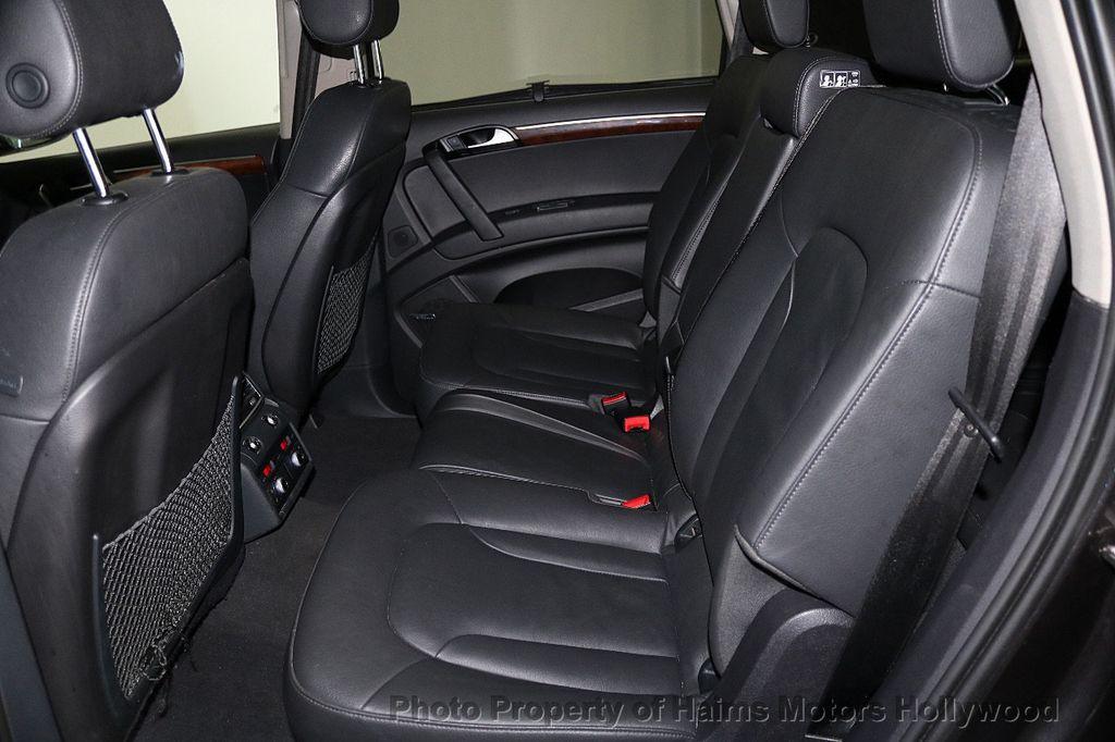 2014 Audi Q7 quattro 4dr 3.0T Premium Plus - 17680509 - 18