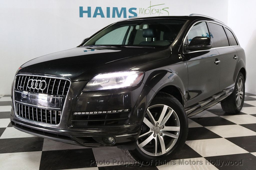 2014 Audi Q7 quattro 4dr 3.0T Premium Plus - 17680509 - 1