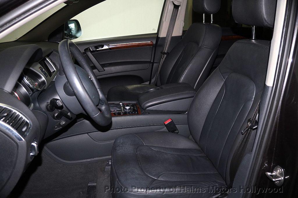 2014 Audi Q7 quattro 4dr 3.0T Premium Plus - 17680509 - 19