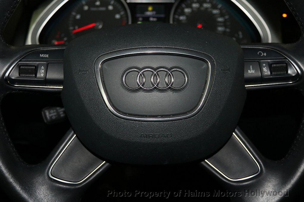 2014 Audi Q7 quattro 4dr 3.0T Premium Plus - 17680509 - 29
