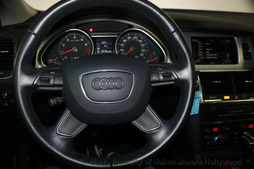 2014 Audi Q7 quattro 4dr 3.0T Premium Plus - 17680509 - 30