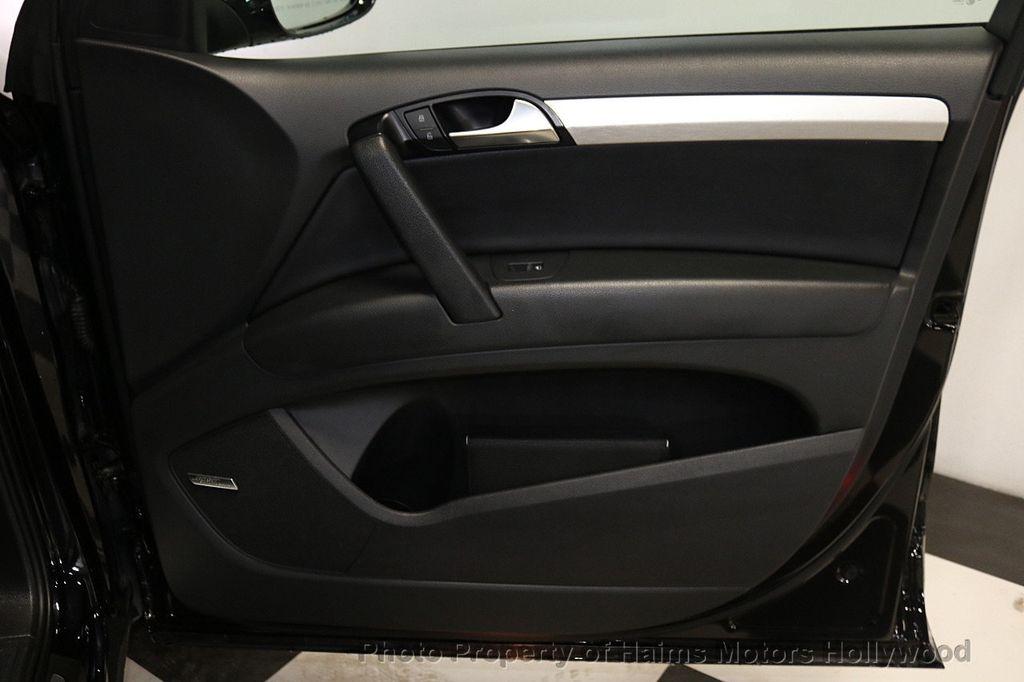 2014 Audi Q7 quattro 4dr 3.0T S line Prestige - 18574860 - 15