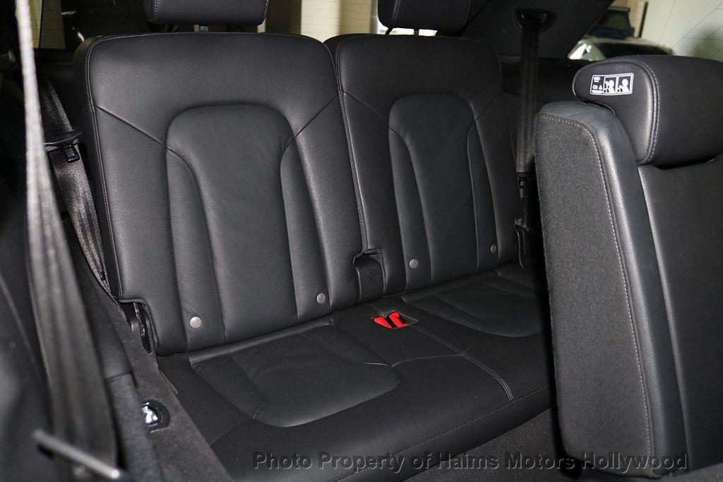 2014 Audi Q7 quattro 4dr 3.0T S line Prestige - 18574860 - 18