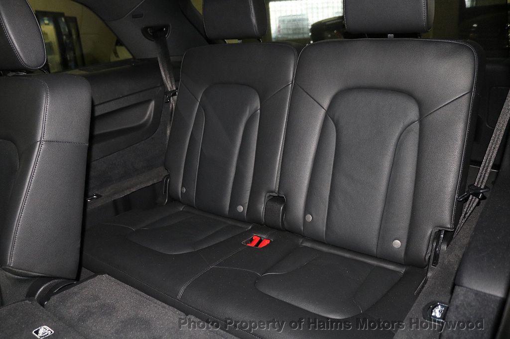 2014 Audi Q7 quattro 4dr 3.0T S line Prestige - 18574860 - 20