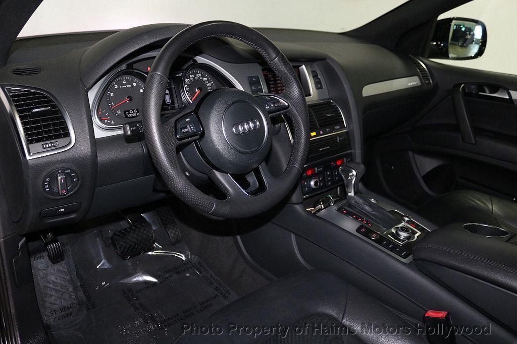 2014 Audi Q7 quattro 4dr 3.0T S line Prestige - 18574860 - 24
