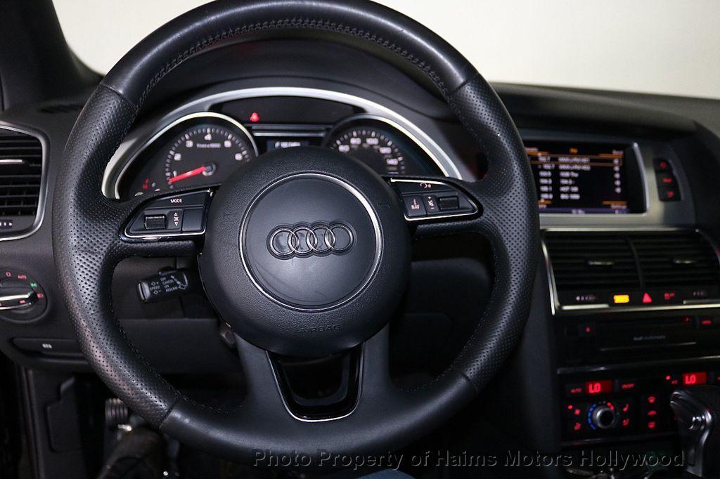 2014 Audi Q7 quattro 4dr 3.0T S line Prestige - 18574860 - 32