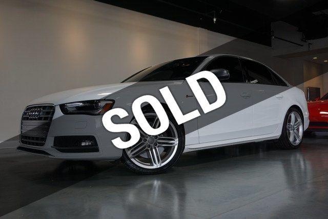 2014 Audi S4 4dr Sedan Manual Premium Plus