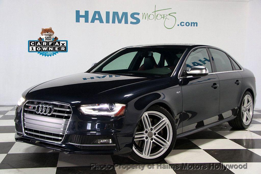 2014 used audi s4 4dr sedan s tronic premium plus at haims motors 2003 Audi S4 2014 audi s4 4dr sedan s tronic premium plus 16622990