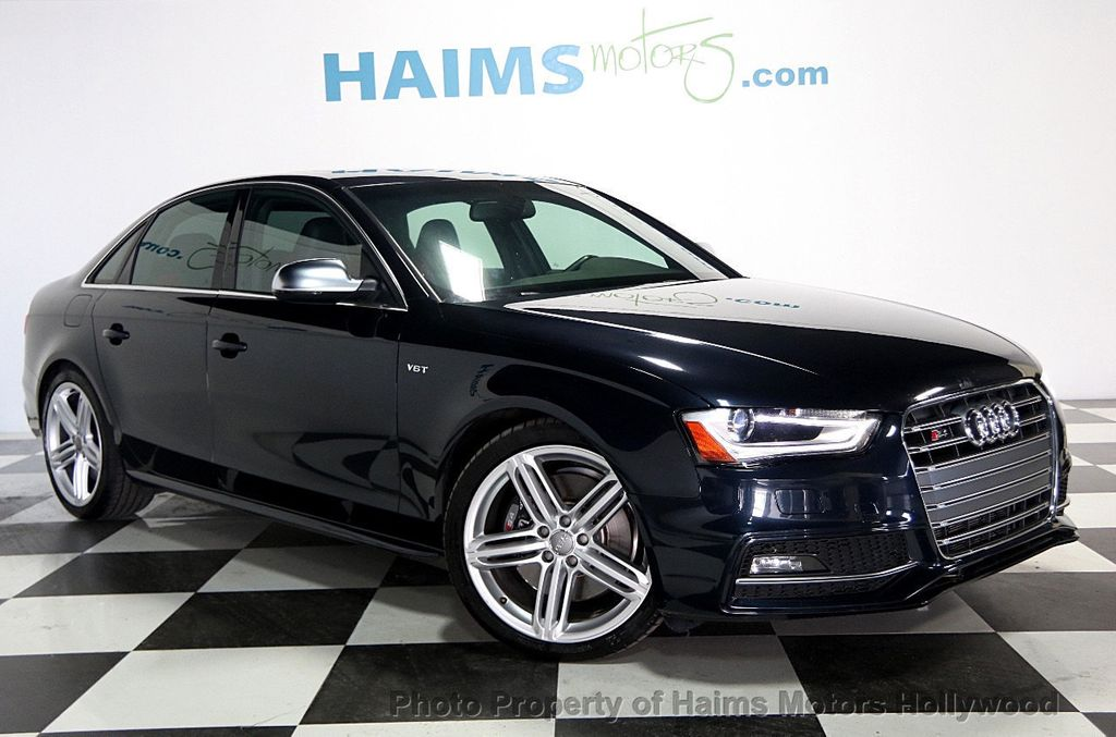 2014 used audi s4 4dr sedan s tronic premium plus at haims. Black Bedroom Furniture Sets. Home Design Ideas