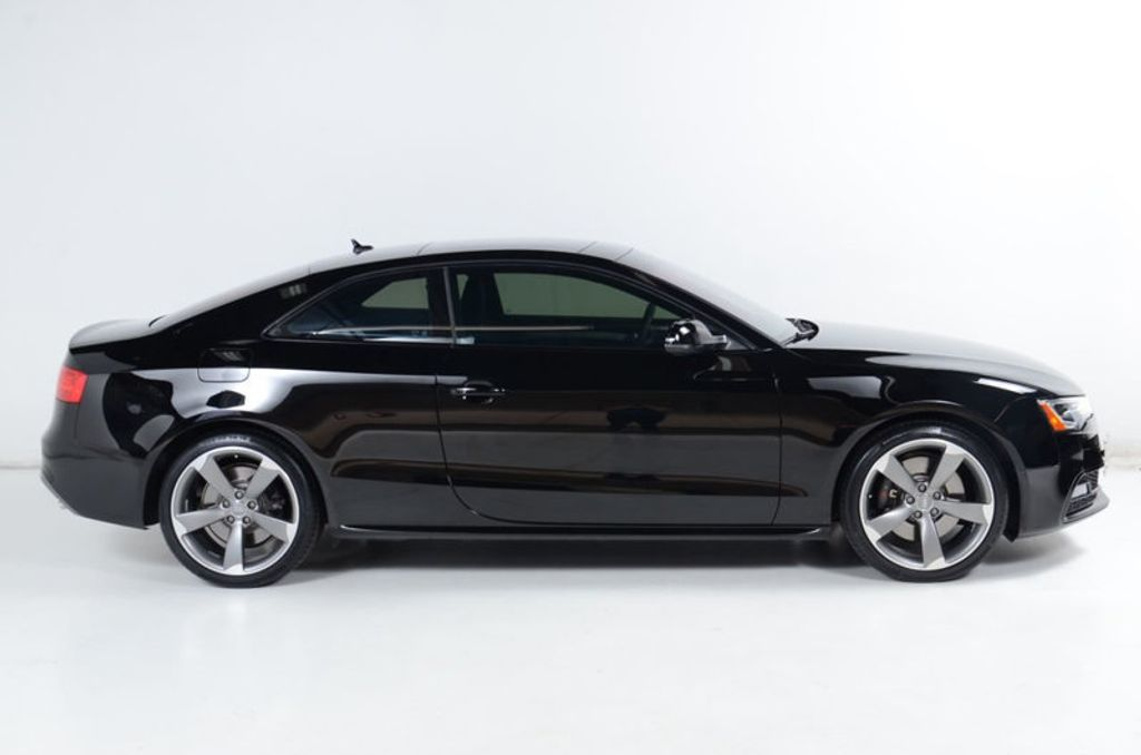 2014 Audi S5 S5 PREMIUM PLUS QUATTRO-NAVIGATION-19 INCH WHEELS-BLACK OPTIC - 16938963 - 4