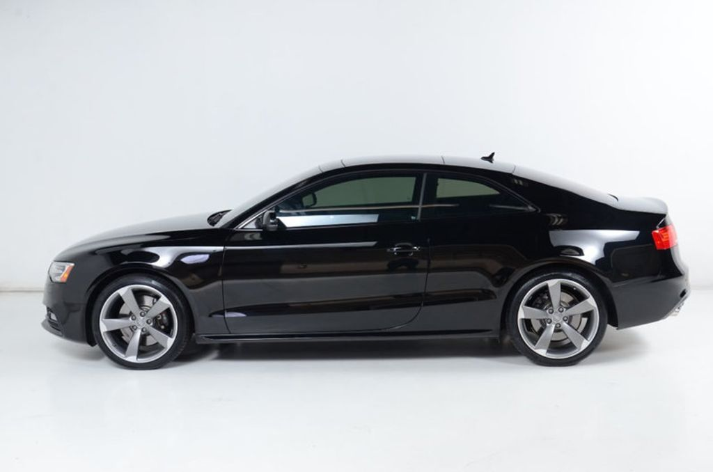 2014 Audi S5 S5 PREMIUM PLUS QUATTRO-NAVIGATION-19 INCH WHEELS-BLACK OPTIC - 16938963 - 7