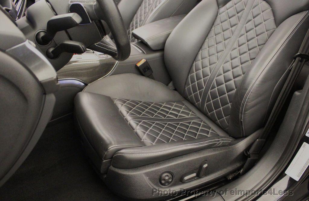 2014 Audi S6 CERTIFIED S6 4.0T Quattro AWD 20s LED CAMERA NAV - 18204342 - 23