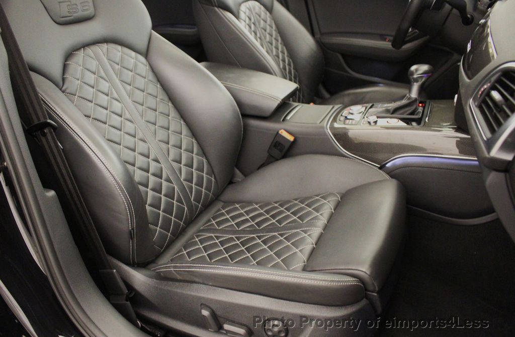 2014 Audi S6 CERTIFIED S6 4.0T Quattro AWD 20s LED CAMERA NAV - 18204342 - 24