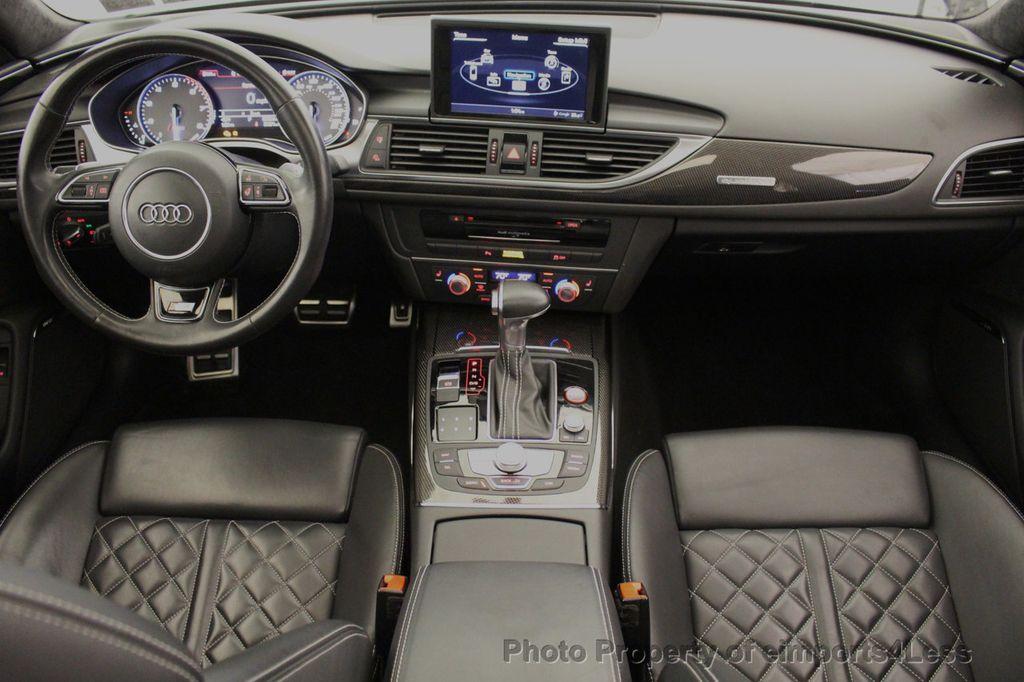 2014 Audi S6 CERTIFIED S6 4.0T Quattro AWD 20s LED CAMERA NAV - 18204342 - 34