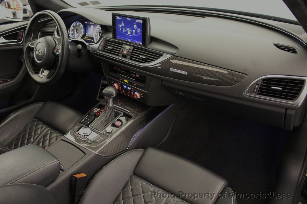 2014 Audi S6 CERTIFIED S6 4.0T Quattro AWD 20s LED CAMERA NAV - 18204342 - 35