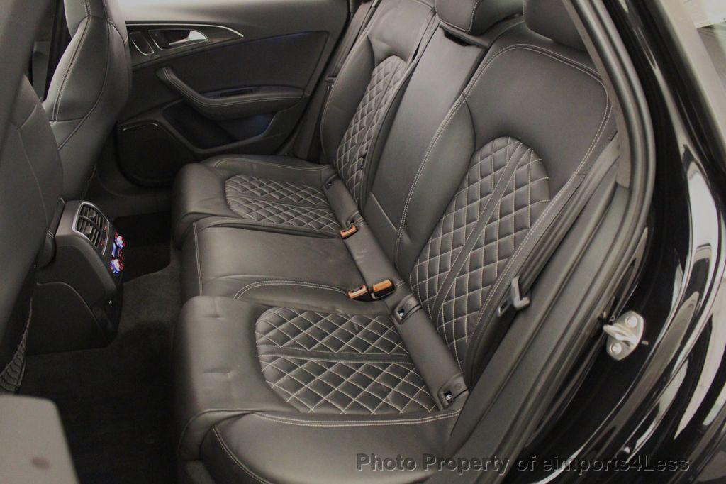 2014 Audi S6 CERTIFIED S6 4.0T Quattro AWD 20s LED CAMERA NAV - 18204342 - 36