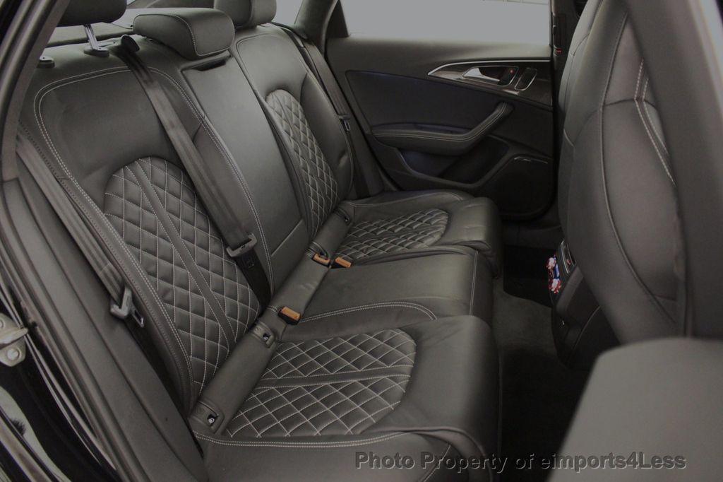 2014 Audi S6 CERTIFIED S6 4.0T Quattro AWD 20s LED CAMERA NAV - 18204342 - 37