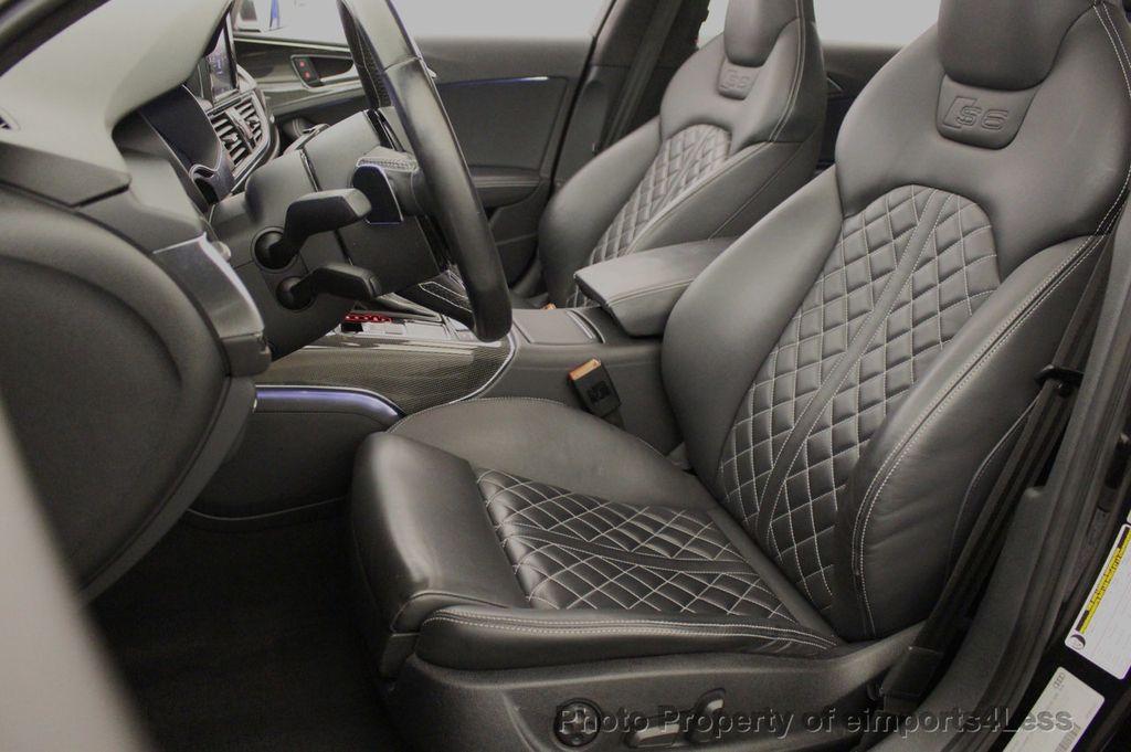 2014 Audi S6 CERTIFIED S6 4.0T Quattro AWD 20s LED CAMERA NAV - 18204342 - 38