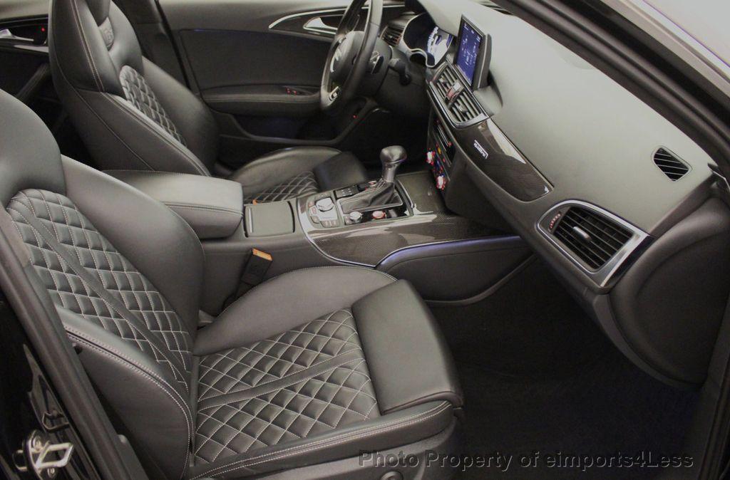 2014 Audi S6 CERTIFIED S6 4.0T Quattro AWD 20s LED CAMERA NAV - 18204342 - 39