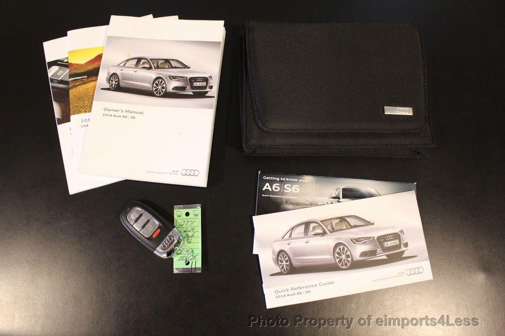 2014 Audi S6 CERTIFIED S6 4.0T Quattro AWD 20s LED CAMERA NAV - 18204342 - 40