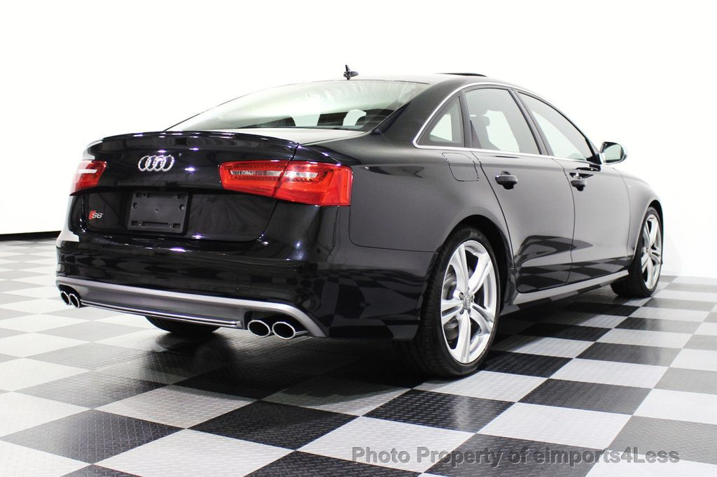 2014 Audi S6 CERTIFIED S6 4.0T Quattro AWD 20s LED CAMERA NAV - 18204342 - 48