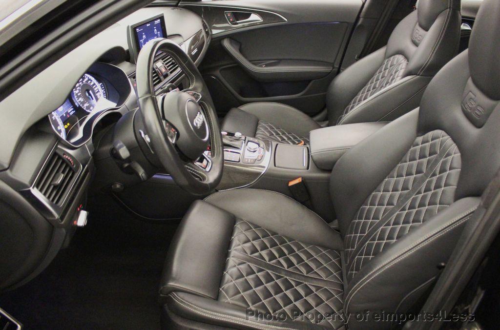 2014 Audi S6 CERTIFIED S6 4.0T Quattro AWD 20s LED CAMERA NAV - 18204342 - 49