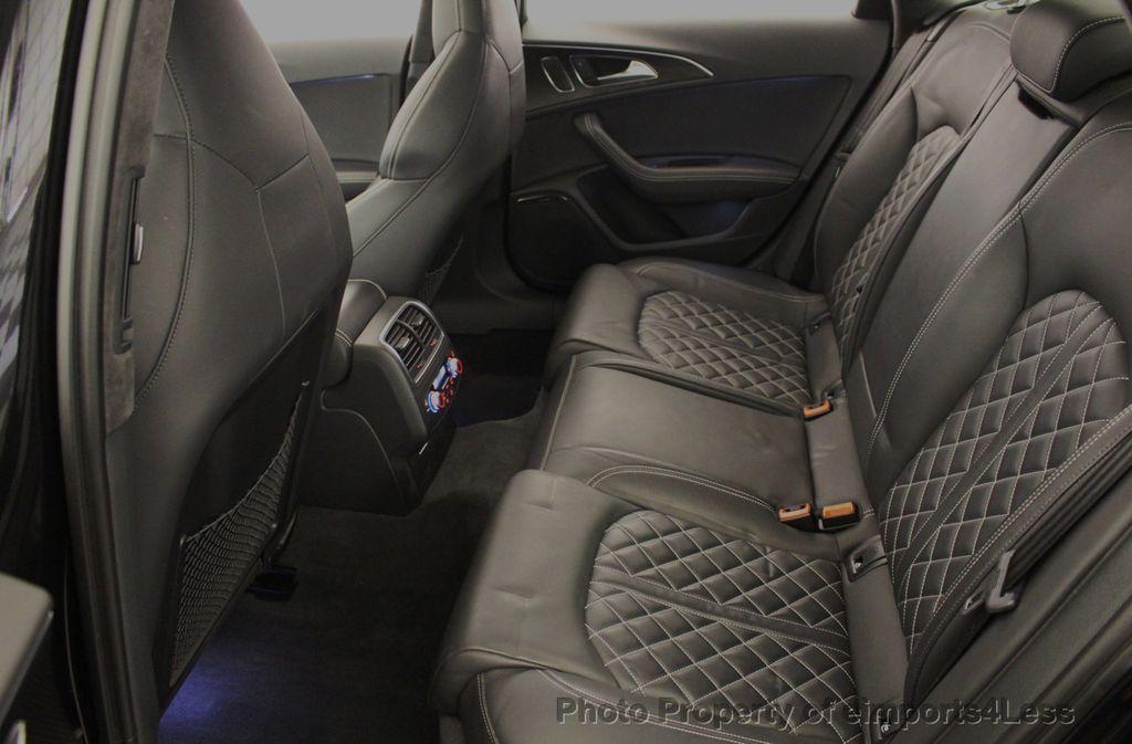 2014 Audi S6 CERTIFIED S6 4.0T Quattro AWD 20s LED CAMERA NAV - 18204342 - 51