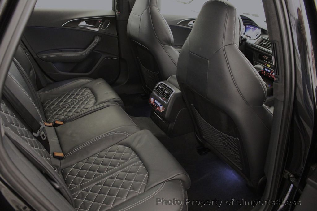 2014 Audi S6 CERTIFIED S6 4.0T Quattro AWD 20s LED CAMERA NAV - 18204342 - 52