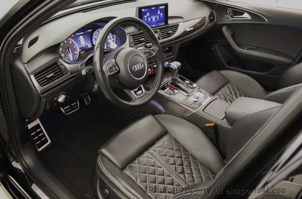 2014 Audi S6 CERTIFIED S6 4.0T Quattro AWD 20s LED CAMERA NAV - 18204342 - 5