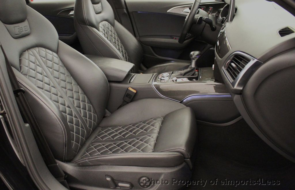 2014 Audi S6 CERTIFIED S6 4.0T Quattro AWD 20s LED CAMERA NAV - 18204342 - 6