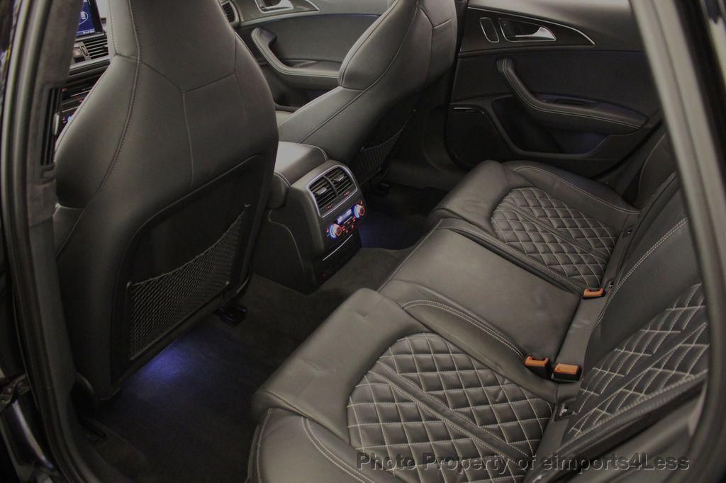 2014 Audi S6 CERTIFIED S6 4.0T Quattro AWD 20s LED CAMERA NAV - 18204342 - 7