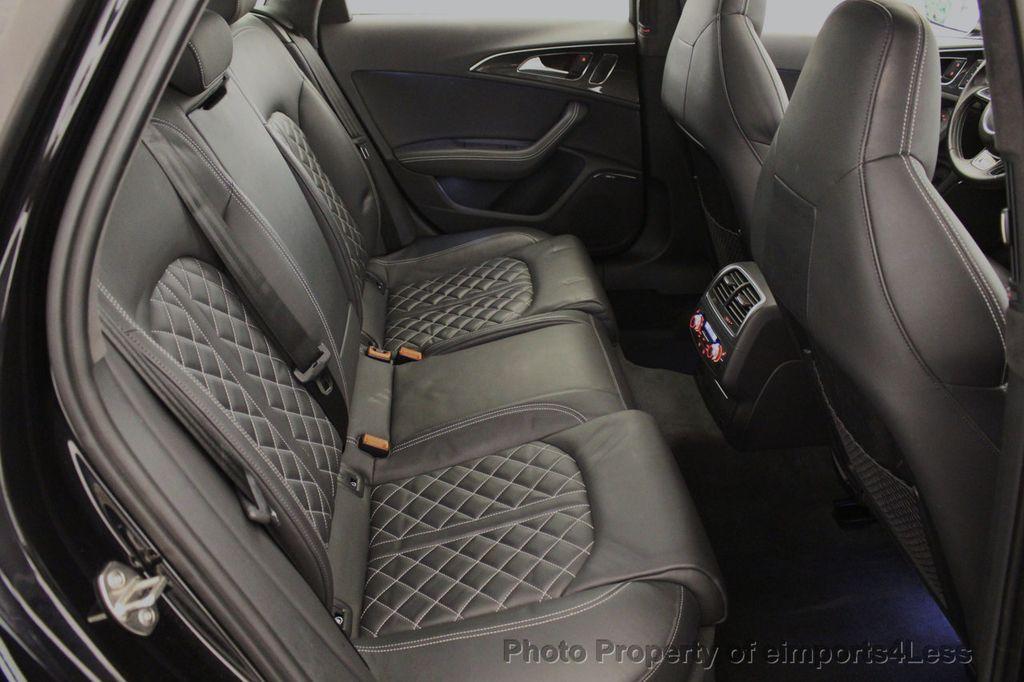 2014 Audi S6 CERTIFIED S6 4.0T Quattro AWD 20s LED CAMERA NAV - 18204342 - 8