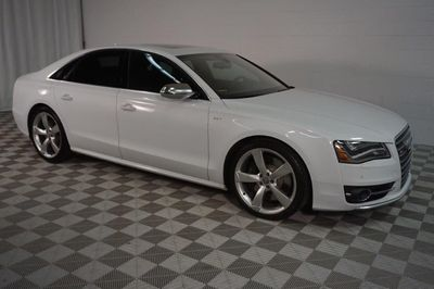 2014 Audi S8 4dr Sedan - Click to see full-size photo viewer