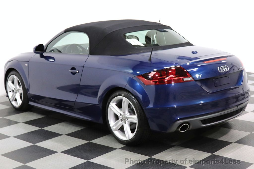 2014 Audi TT Roadster CERTIFIED TT 2.0T Quattro AWD S-LINE BOSE HEATED SEATS - 18616874 - 12