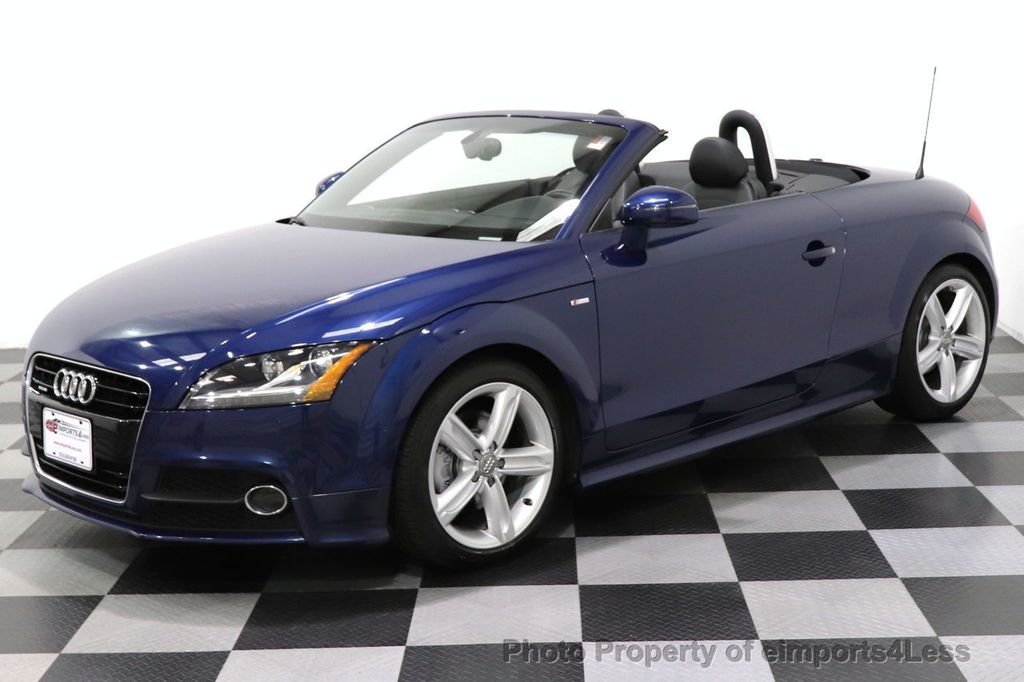 2014 Audi TT Roadster CERTIFIED TT 2.0T Quattro AWD S-LINE BOSE HEATED SEATS - 18616874 - 23