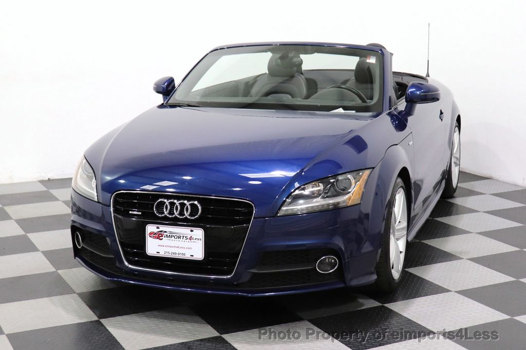 2014 Audi TT Roadster CERTIFIED TT 2.0T Quattro AWD S-LINE BOSE HEATED SEATS - 18616874 - 38