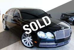 2014 Bentley Continental Flying Spur - SCBEC9ZA8EC090620