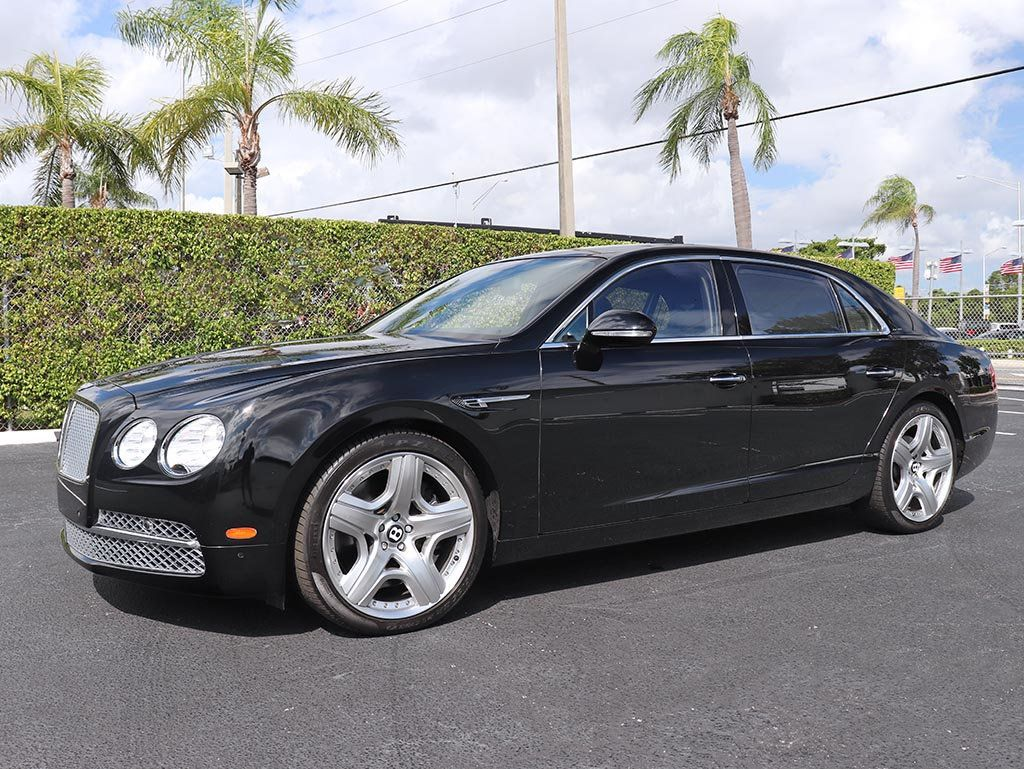 2014 Bentley Continental Flying Spur 4dr Sedan - 18176125