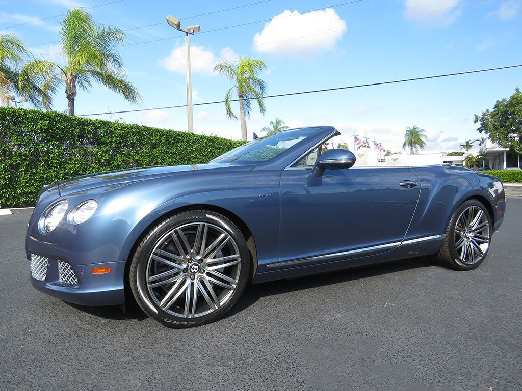 2014 Used Bentley Continental Gt Speed 2dr Convertible At Fort Ebay Motors Parts Accessories Boat Electrical Lighting 18378834 0
