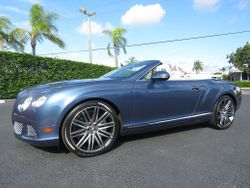 2014 Bentley Continental GT Speed - SCBGC3ZA0EC089029
