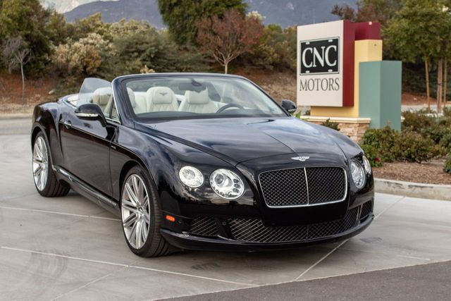 2017 Bentley Continental Gt Sd 2dr Convertible 17967148 0